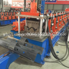 Kualiti baik Highway Guardrail Roll Forming Machine