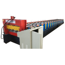 Floor Deck Building Roof Panel Making Machine