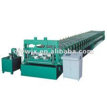rollo de la cubierta del piso de acero del color del CNC que forma la máquina