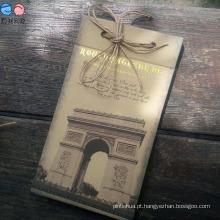 Papel de Parede de papelaria Eco Myline 40k com caderno de cânhamo para presente de promoção