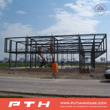 2015 Prefabricated Professional Design Steel Structure Warehouse