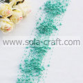 Blue Color Like Sky Artificial Pearl Beaded Garland With 3+8MM Beads