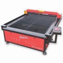 High-speed Laser Cutting Platform, Used in Large Area Material and Pieces Cutting