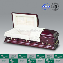 LUXES Outstanding Oversize Casket Funeral Caskets For Sale