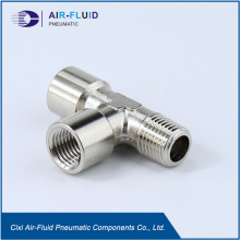 Adaptadores Air-Fluid de latón NPT hembra a macho