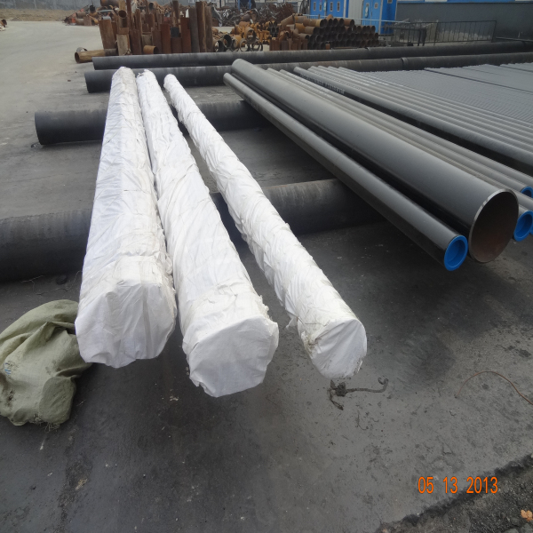 Seamless Stainless Steel Pipe Packing