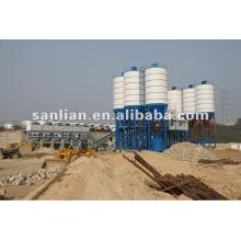 Concrete mixer HZS90