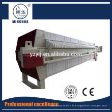 1250 Presse-filtre à chambre automatique, presse hydraulique