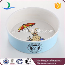 Wholesale Pet Accessory Products Ceramic Dog Bowl
