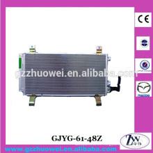 Año 2002- Condensador de aire acondicionado automático para Mazda 6 GJYG-61-48Z