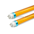 T5 T8 yellow color LED tube light to be Lighting expert on Industry