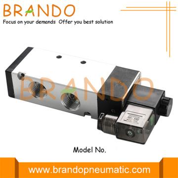 Válvula pneumática AirTac tipo 5/2 vias 1/2 '' 4V410-15