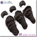 Unverarbeitetes unverarbeitetes kambodschanisches menschliches Jungfrau-Haar