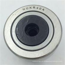 40x18x58mm STUD tipo cam seguidores faixa de rolamento de rolos planos NUKR 40 A