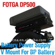 Oem Dslr Hdmi Fotga Dp500 System Bp Battery Power Supply With V Mount And Usb Socket