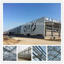 Светлое здание стальной структуры (СГС, БВ, ИСО)
