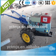 Farm machinery walking tractor with rotary tiller ,rotary tiller for sale