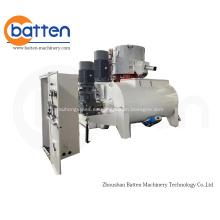 Máquina mezcladora de polvo / pellets de plástico de alta velocidad