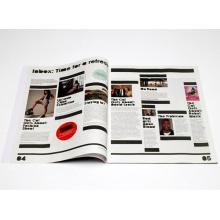 Großhandel Offset Papier Customzied Softcover Magazin Drucken