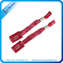 Event and Party Suppliers RFID Wristband with Custom Tag (HN-WB-004)