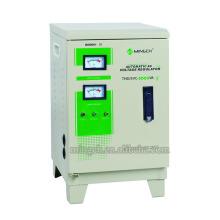 Индивидуальная однофазная серия Tnd / SVC-5k Полностью автоматический регулятор напряжения переменного тока / стабилизатор