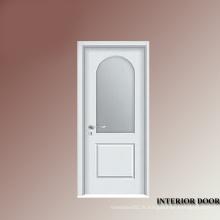 Porte en bois chambre meubles chêne et verre porte intérieure