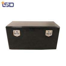 Caja de almacenamiento de herramientas de camiones de metal o automóviles súper segura para debajo del cuerpo Caja de almacenamiento de herramientas de camiones de metal y automóviles de vehículos súper segura debajo de la carrocería