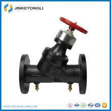Válvula de equilibrio de cerradura digital de acero inoxidable con fuga de cero con buena calidad