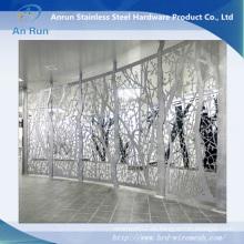 Lasergeschnittenes Stahlblech für Außendekoration