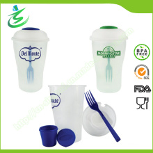 Salad Shaker Cup for Retailing, BPA Free Plastic New