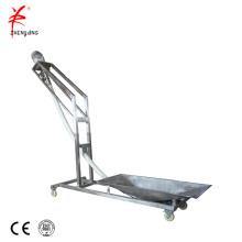 Proveedor de transportadores de tornillo flexible de grano