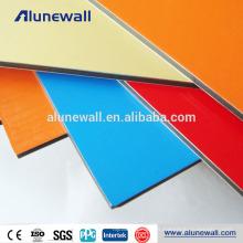 Panel compuesto de aluminio incombustible A2 para el letrero / el tablero publicitario