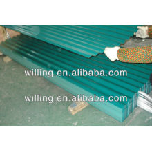 Pre-painted galvanized corrugate steel sheet for roof