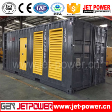 600kw/750kVA Container Type Cummins Diesel Engine Generator