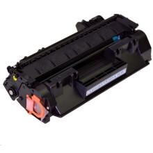Cartouche de toner noir compatible pour imprimante plastique