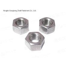 DIN934 / DIN6915 / A194 / A563 Porcas hexagonais para a indústria
