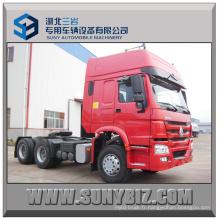 Rhd 420HP 6X4 Sinotruk HOWO Tracteur