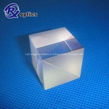Prisme cube séparateur de rayons polarisant