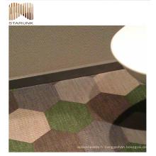 chaise onyx réutilisable et durable pliant les carreaux de sol en résine à vendre