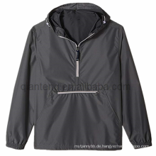 Damen 1/4 Zip Sweater Custom Hoodie Windbreaker Pullover