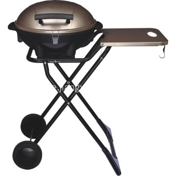 Fällbar ben Electric Grill