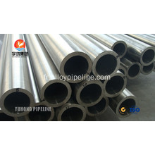ASTM B163 NACE MR0175 Tube en alliage de nickel Monel K500