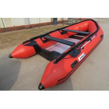 4,2 m inflável barco Motor de alta velocidade para resgate
