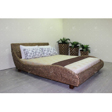 Best Selling Natural Water Hyacinth Bedroom Furniture