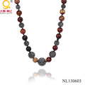 Beaded Necklace in China Wholesale