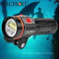 Archon 2600 Lumens Ys Монтажный кронштейн Подводное плавание с подсветкой Видео
