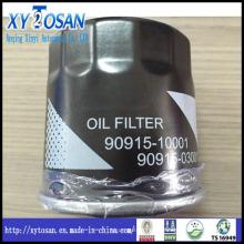 Hotsales Spare Parts Filtro de óleo hidráulico 90915-Yzze1 para Toyota