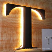 Prismatische Gesicht elektronische LED Licht Signage Display