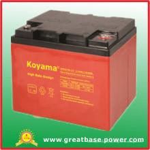 Bateria Motriz de Alta Taxa / Acumulador 42ah 12V