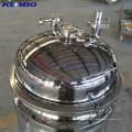 KUNBO Homebrew Cooling Bouteille Fermé Conique Fermenteur 50L